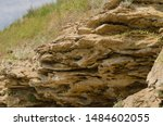 Rock Surface. Weathered Rock At ...