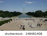 washington  dc   july 29 ... | Shutterstock . vector #148481408