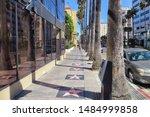 hollywood   september 4   2017  ... | Shutterstock . vector #1484999858