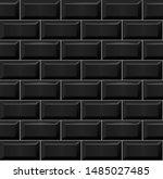 seamless smooth metro tile... | Shutterstock .eps vector #1485027485