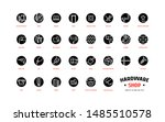 hardware shop and building set... | Shutterstock .eps vector #1485510578