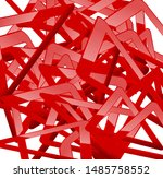 abstract background attention...   Shutterstock .eps vector #1485758552
