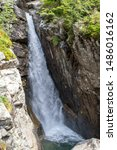 Huge Waterfall  Obrovsky...