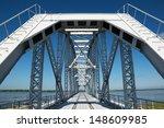 steelwork and sky | Shutterstock . vector #148609985