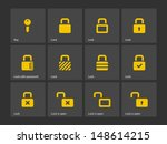 Locks Icons. Vector...
