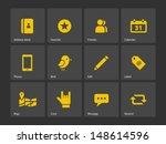 social icons. vector...
