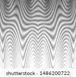 monochrome abstract texture...   Shutterstock .eps vector #1486200722