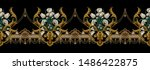 decorative elegant luxury...   Shutterstock . vector #1486422875