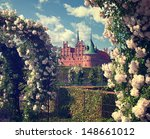 egeskov castle  the most... | Shutterstock . vector #148661012