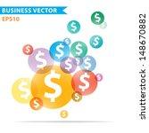colorful vector design for... | Shutterstock .eps vector #148670882