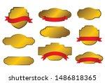 illustration of a set of useful ... | Shutterstock .eps vector #1486818365