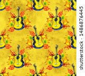 A Seamless Background Pattern...