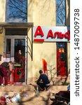 Odessa  Ukraine   April 5  201...