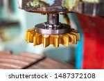 Gear Milling Cutter  For...