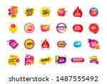 sale banner badge. special... | Shutterstock .eps vector #1487555492