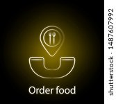 fast food phone  order line...