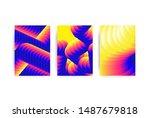 universal trendy geometric...