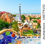 barcelona  spain   july 19 ... | Shutterstock . vector #148779152