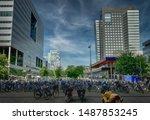 Amsterdam  Gustav Mahlerplein ...
