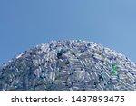 Semicircular Mountain Of...