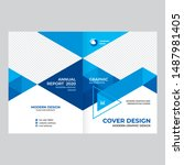 cover design  creative... | Shutterstock .eps vector #1487981405