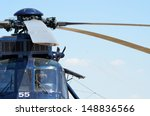 Seaking Helicopter