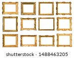 set of various ancient painting ... | Shutterstock . vector #1488463205