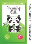 incoming call kids mobile app...