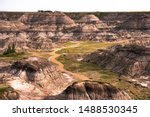 Grand Vista Of Horseshoe Canyon ...