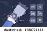 vector illustration  smart...