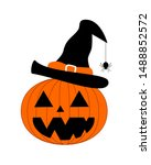 vector illustration of an... | Shutterstock .eps vector #1488852572