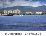 the beautiful tourist  city of... | Shutterstock . vector #148901678