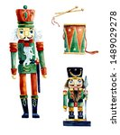 Christmas Toy. Nutcracker From...