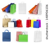 Shopping Bags Collection...