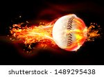 high quality render of 3d old... | Shutterstock . vector #1489295438