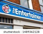 salisbury  uk   august 3rd 2019 ... | Shutterstock . vector #1489362128