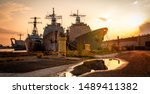 Decommissioned Navy Ships In...