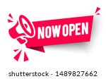 Vector Illustration Red Banner...