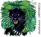 Black Panther Jungle Spirit...