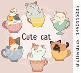 The Collection Of Cute Cat...