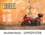 Honda Cbf 600 Motorcycle In...