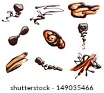 collection of  various... | Shutterstock . vector #149035466