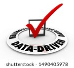 Data Driven Results Findings...