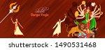 festival celebration header or... | Shutterstock .eps vector #1490531468
