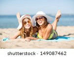 summer holidays and vacation  ... | Shutterstock . vector #149087462