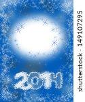 happy new year 2014 background... | Shutterstock . vector #149107295