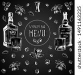 Menu Templated For The Whisky...
