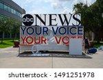 houston  texas   august 29 ...   Shutterstock . vector #1491251978