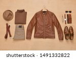 Mens Clothing Business Set Wit...