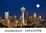 Beautiful Nightview Of Seattle...